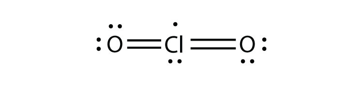 How do we write the Lewis structure of the hypochlorite ...  |Clo Lewis Structure