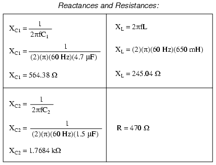 Chapter 5 <BR>Section D <BR>Series-parallel R, L, and C