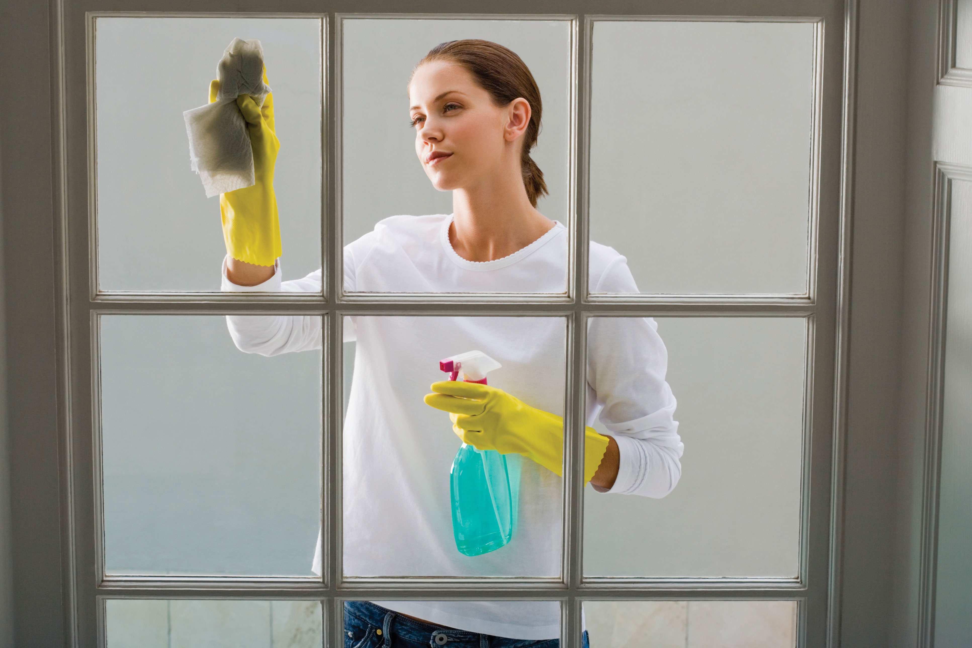 Как мыть пластиковое окно без разводов в домашних условиях 318